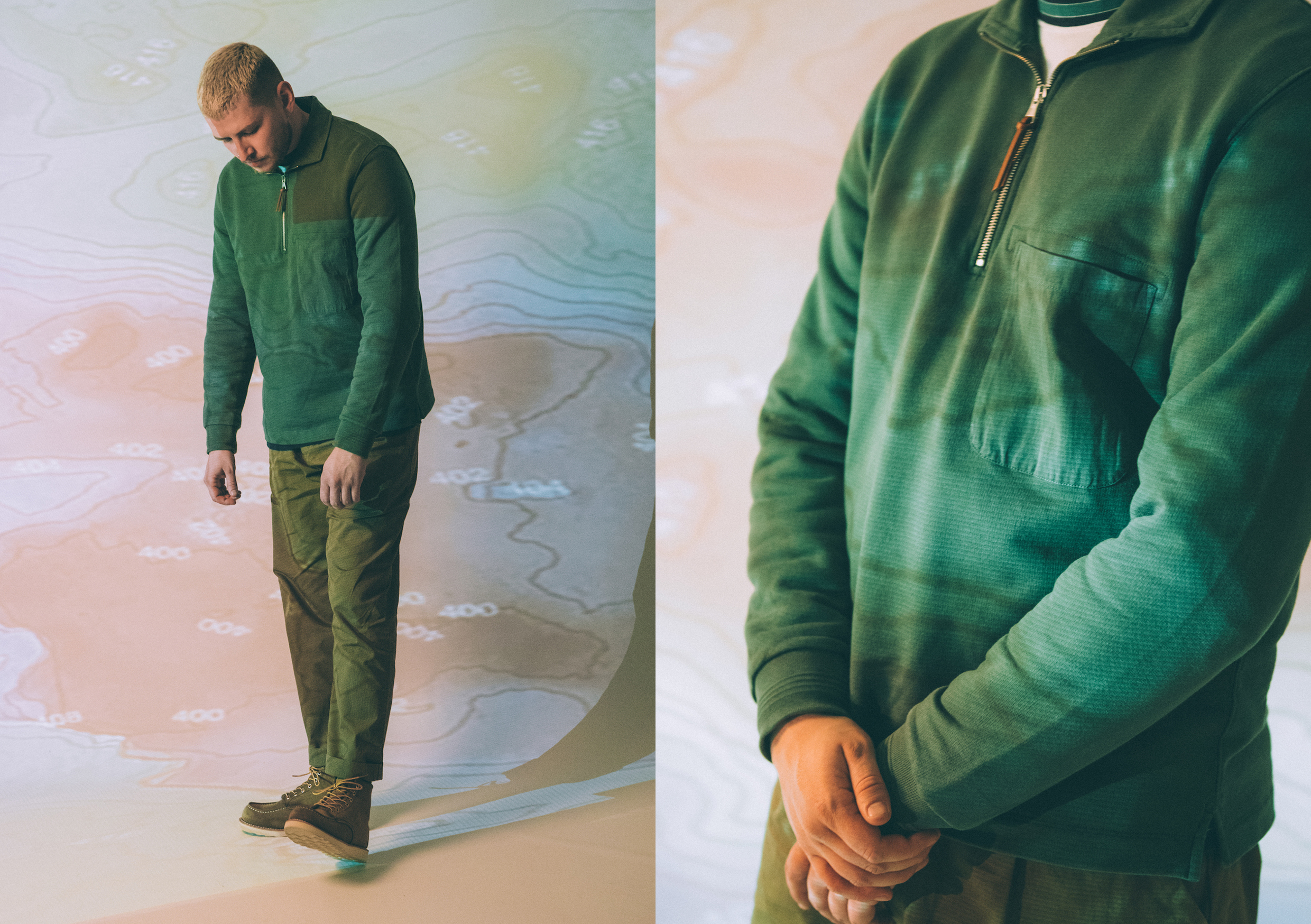 Albam AW20 Collection At HIP sweatshirt