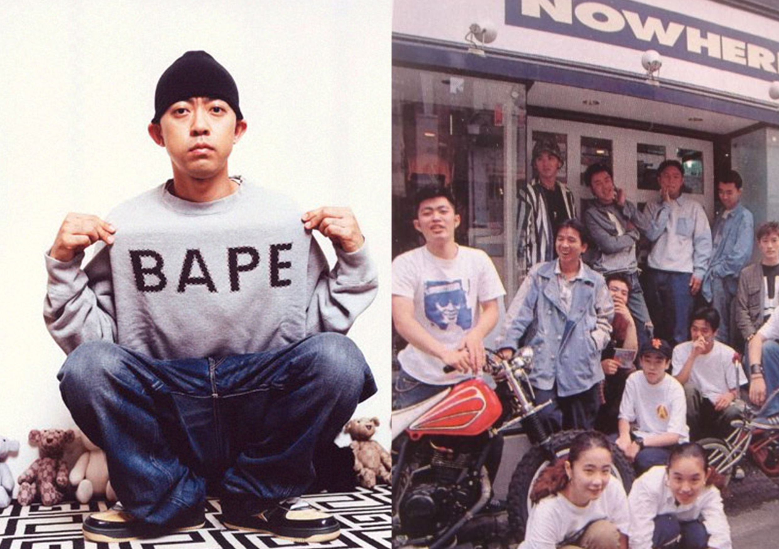 NIGO and NOWHERE store