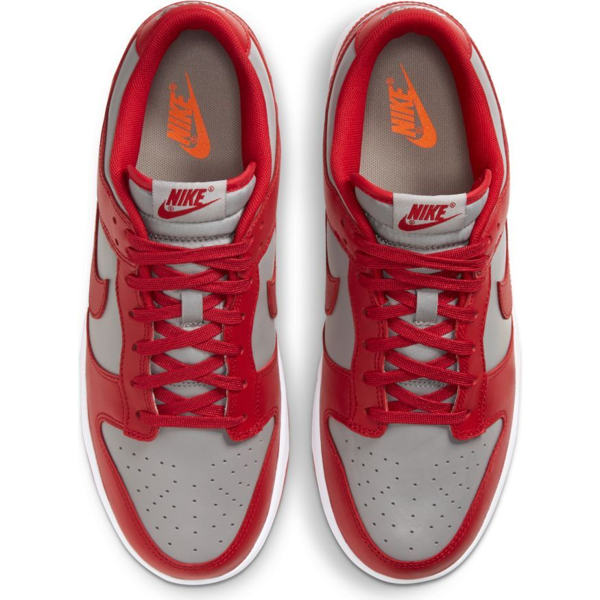 Nike Dunk Low Retro Grey, Red & White HIP