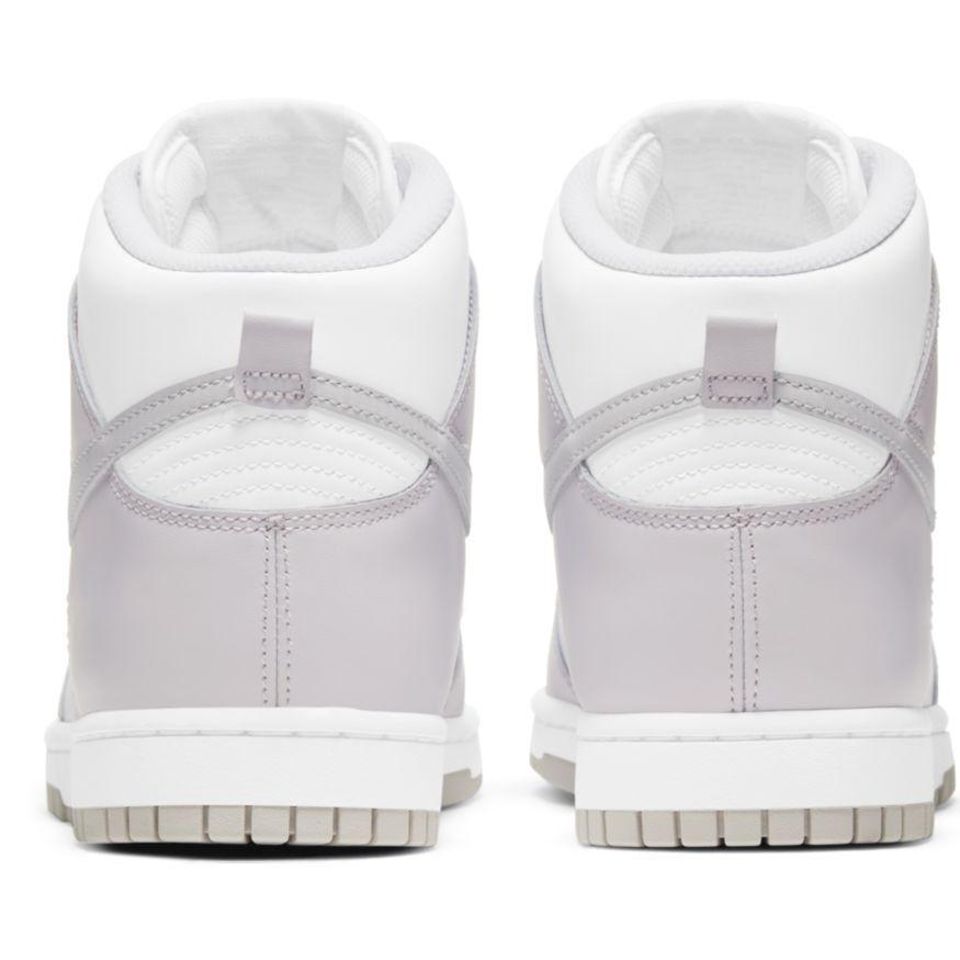 Nike Dunk Hi Retro 'Vast Grey & White' HIP
