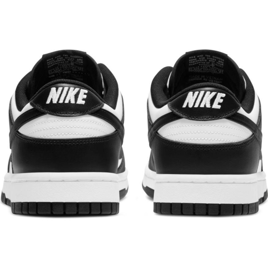 Nike Dunk Low Retro 'Black & White' HIP