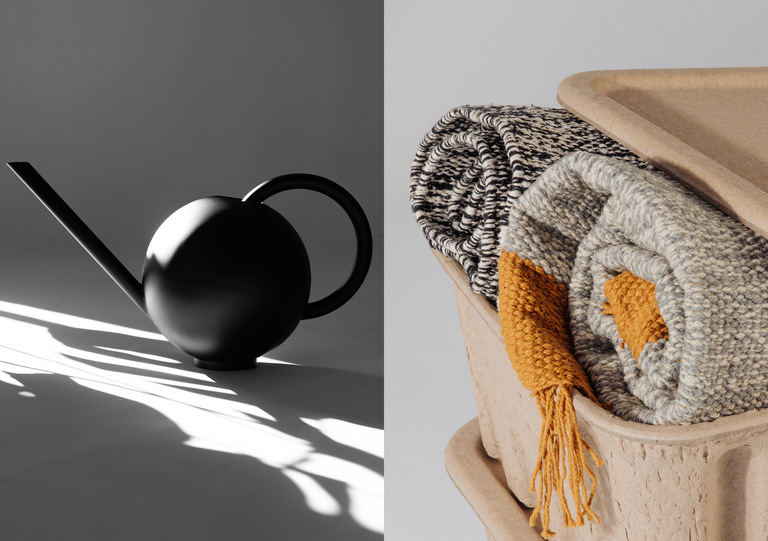 HIP Living - Ferm Living - Watering can - Rugs