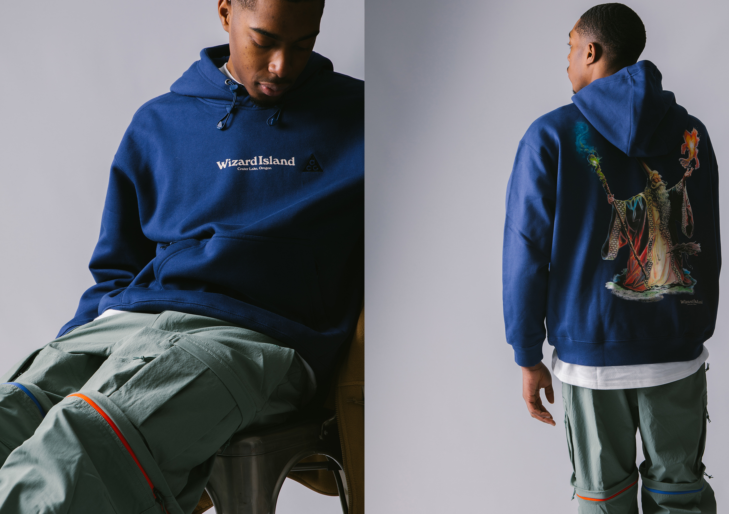 HIP Nike ACG SS21 Collection - Drop 1 Hoodie cargos
