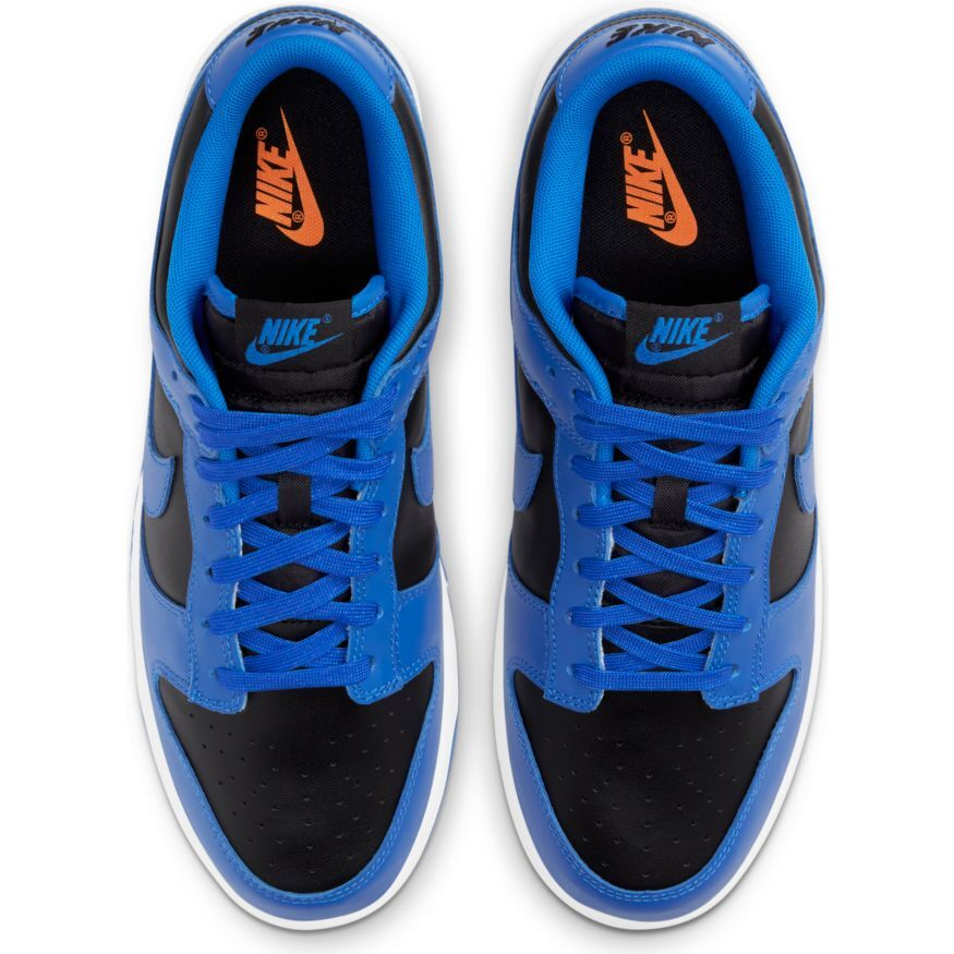 Nike Dunk Low Retro 'Black, Hyper Cobalt & White' HIP raffle