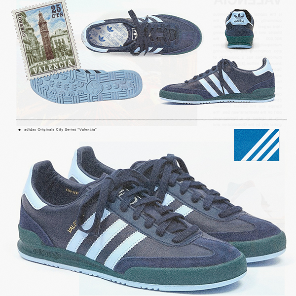 "adidas Originals ""City Series"" Valencia"