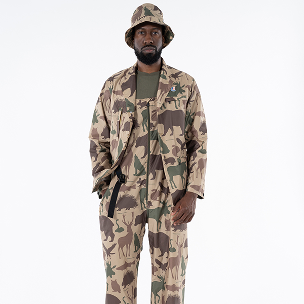 K-Way x Engineered Garments SS21 Collection