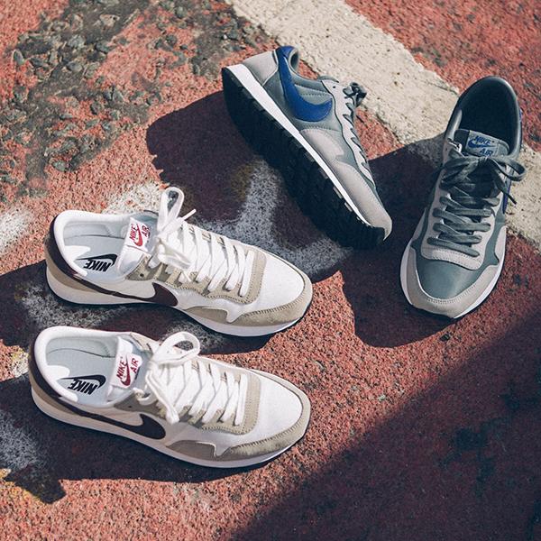 Nike Air Pegasus '83 'Blue Void' & 'Stone'