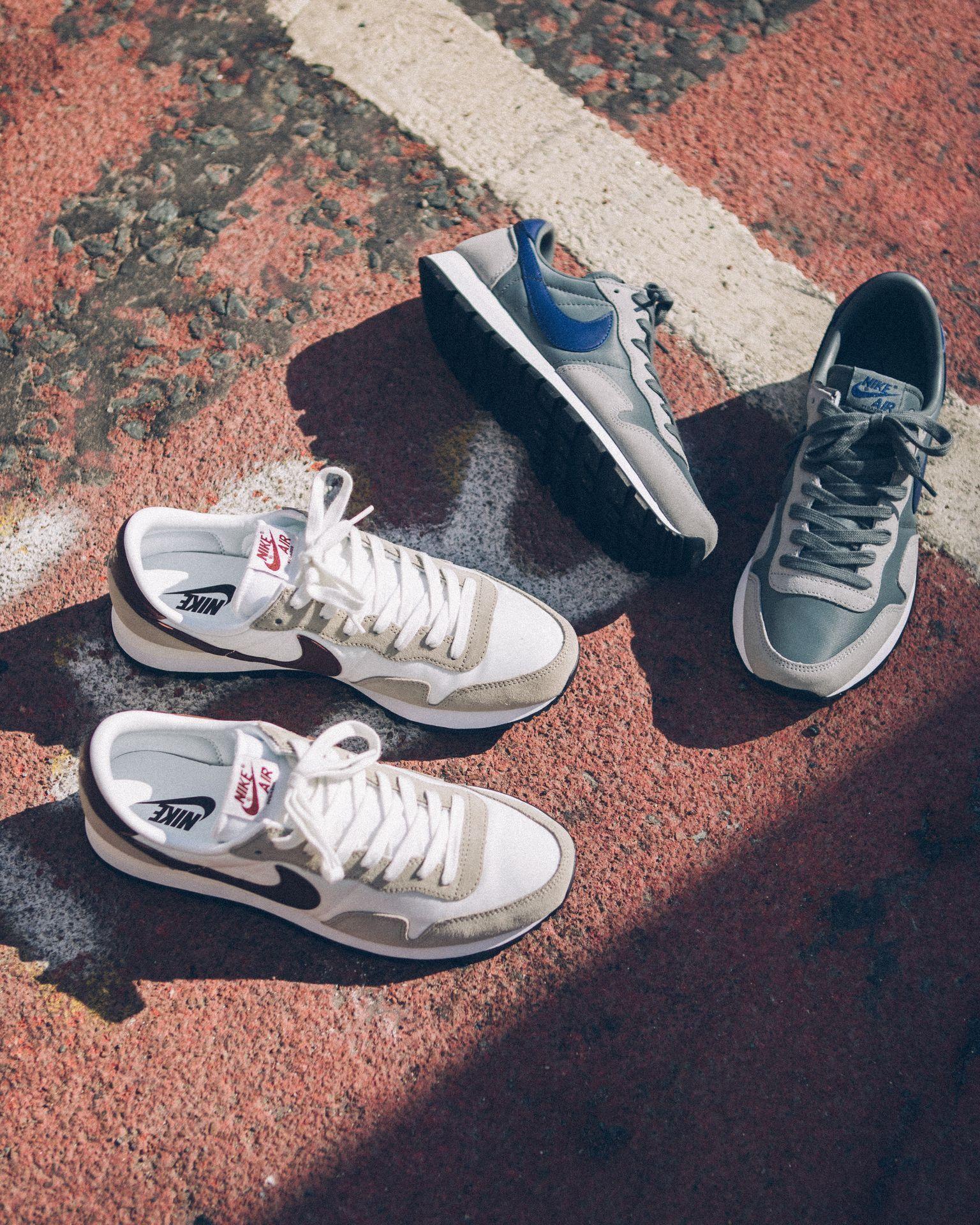 Nike Air Pegasus '83 'Blue Void' & 'Stone' HIP